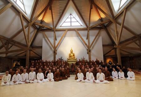 Forest Sangha Gathering Iem Amaravati 2014 6